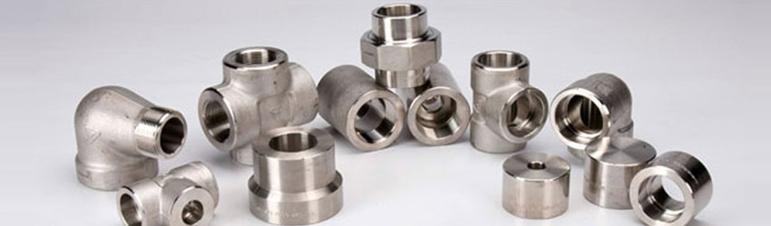 Steel Socket weld Forged Fittings