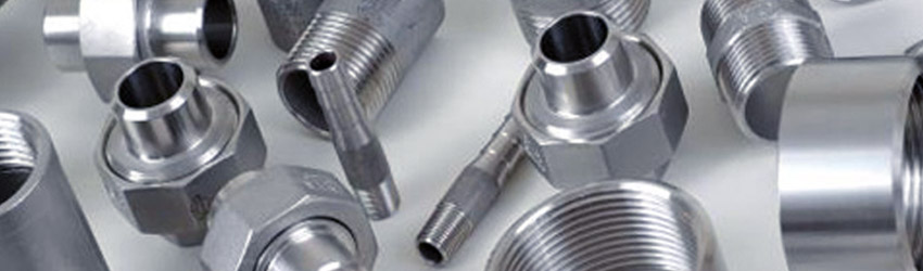 Steel Threaded Forged Fittings